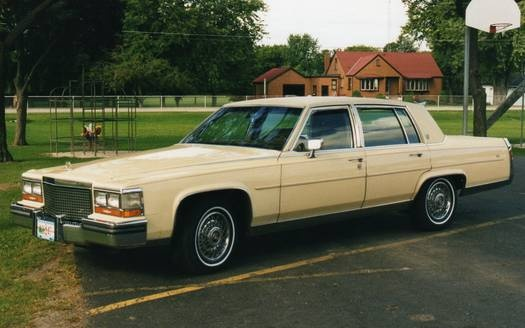 1987 Cadillac Brougham - Other Pictures - CarGurus