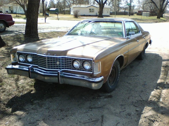 1973 ford galaxie - pictures