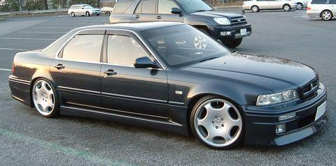 Acura Legend Dr L Sedan Pic
