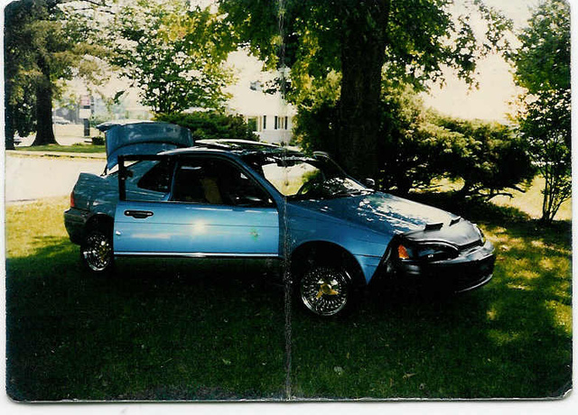 1992 Toyota Paseo