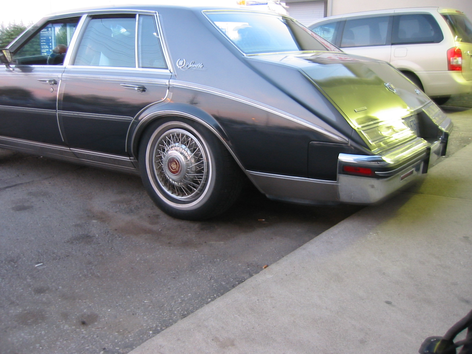picture of 1985 cadillac seville exterior. Cars Review. Best American Auto & Cars Review