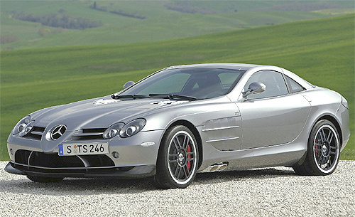 Picture of 2007 Mercedes-Benz SLR McLaren