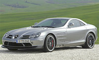 2007 Mercedes-Benz SLR McLaren Picture Gallery