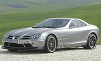 2007 Mercedes-Benz SLR McLaren Overview