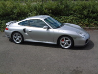 2004 Porsche 911 Turbo AWD picture, exterior