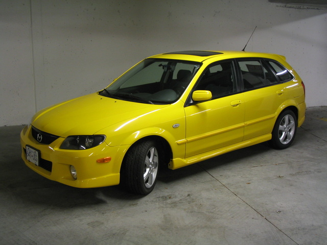Picture of 2003 Mazda Protege5 4 Dr STD Wagon