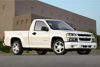 2006 Chevrolet Colorado Work Truck 2dr Regular Cab 4WD SB picture, exterior