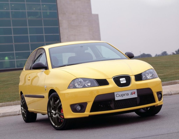 Picture of 2005 Seat Ibiza, exterior, gallery_worthy