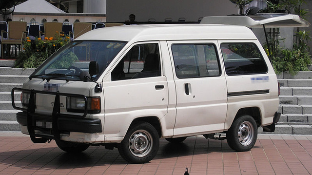 Picture of 1991 Toyota Hiace, exterior, gallery_worthy