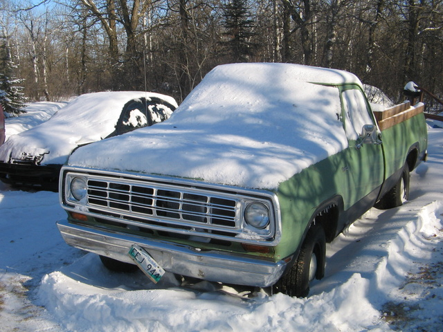 Picture of 1973 Dodge D-Series, exterior, gallery_worthy