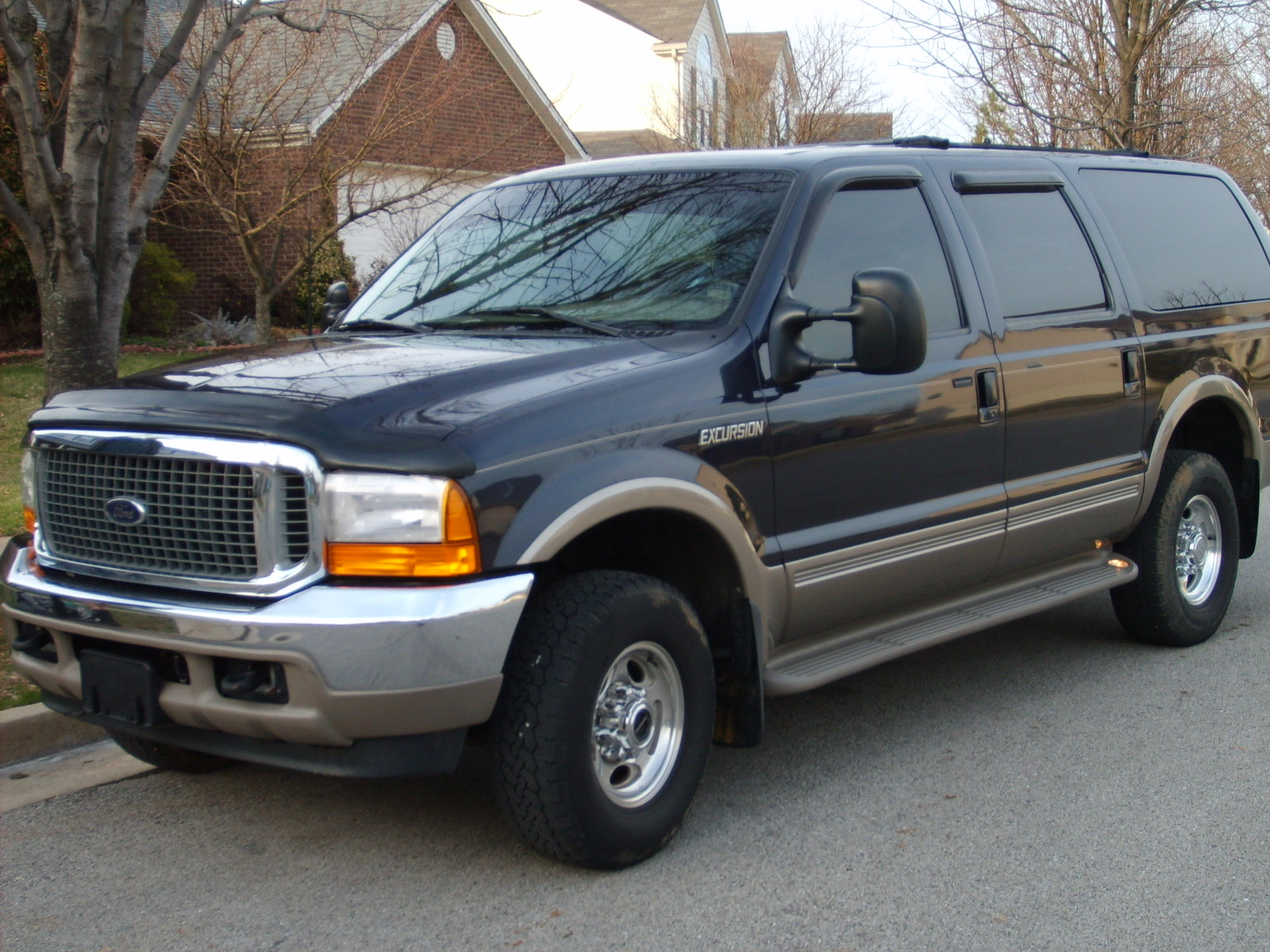 2000 ford excursion pictures cargurus. Black Bedroom Furniture Sets. Home Design Ideas