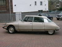 1973 Citroen DS Overview