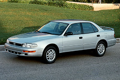 1992 Toyota Camry LE, 1992 Toyota Camry 4 Dr LE Sedan picture