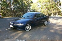 Picture of 1997 Mitsubishi Colt, exterior, gallery_worthy