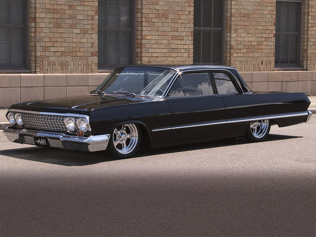 1963 Chevrolet Bel Air picture, exterior