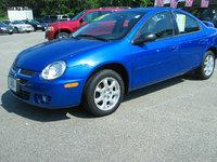 Picture of 2004 Dodge Neon 4 Dr SXT Sedan, exterior