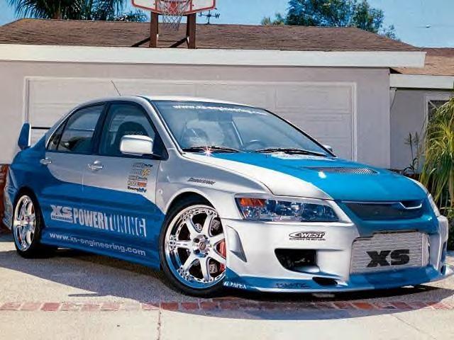 Picture of 2006 Mitsubishi Lancer Evolution MR, exterior, gallery_worthy
