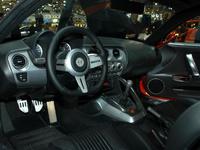 2009 Alfa Romeo 8C Competizione picture, interior, manufacturer