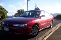 1996 Mazda 626 Overview