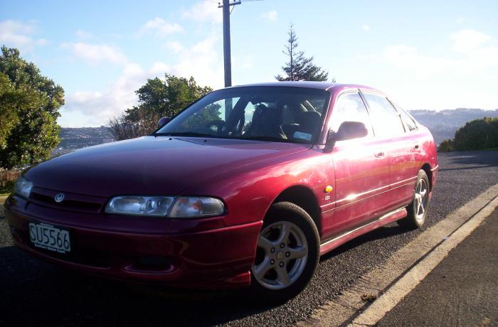 Picture of 1996 Mazda 626