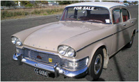 1963 Humber Super Snipe Overview