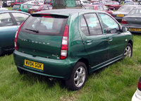 2004 Rover CityRover Overview