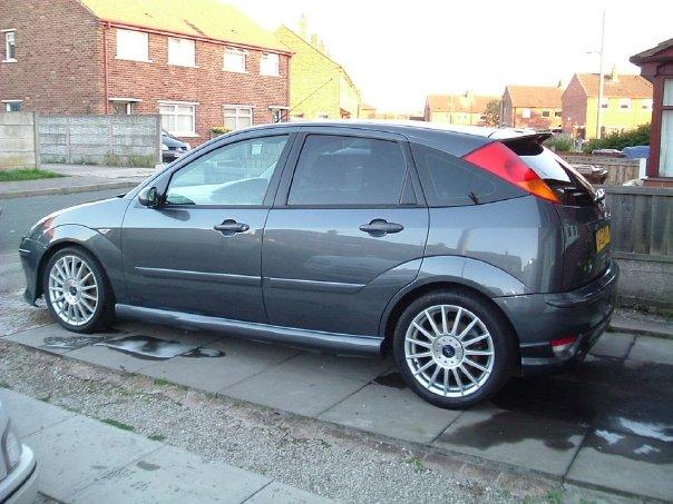 2002 Ford Focus Svt Pictures Cargurus