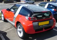 Picture of 2004 smart roadster Coupe, exterior