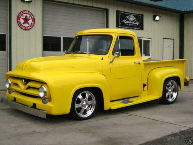 1955 Ford F 100 Pictures Cargurus