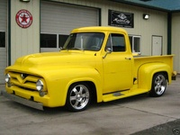 1955 Ford F-100 Picture Gallery