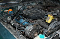Picture of 1978 Dodge Monaco, engine, gallery_worthy