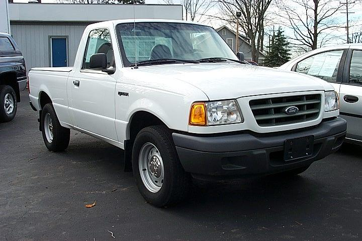 2002 Ford Ranger picture