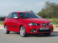 2006 Seat Ibiza Overview