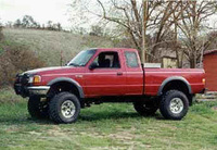 Picture of 1994 Ford Ranger XL Extended Cab SB, exterior