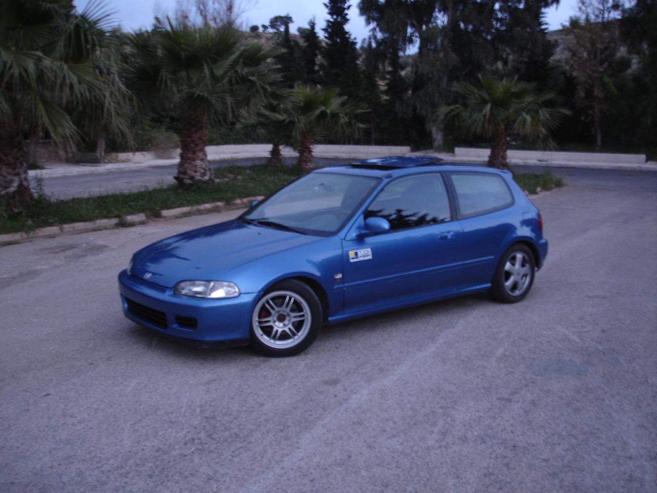 1995 Honda Civic Pictures Cargurus