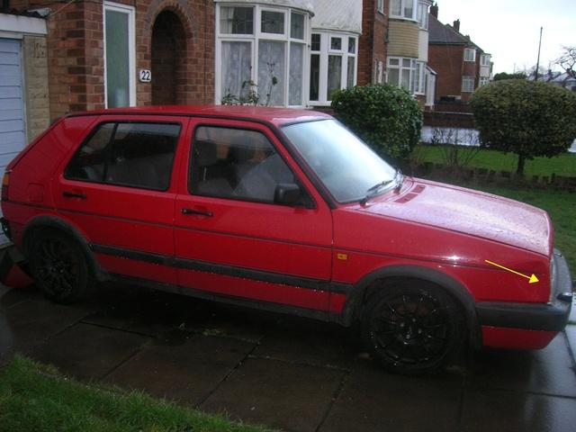 Picture of 1988 Volkswagen GTI, exterior, gallery_worthy