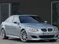 2006 BMW M5 Overview