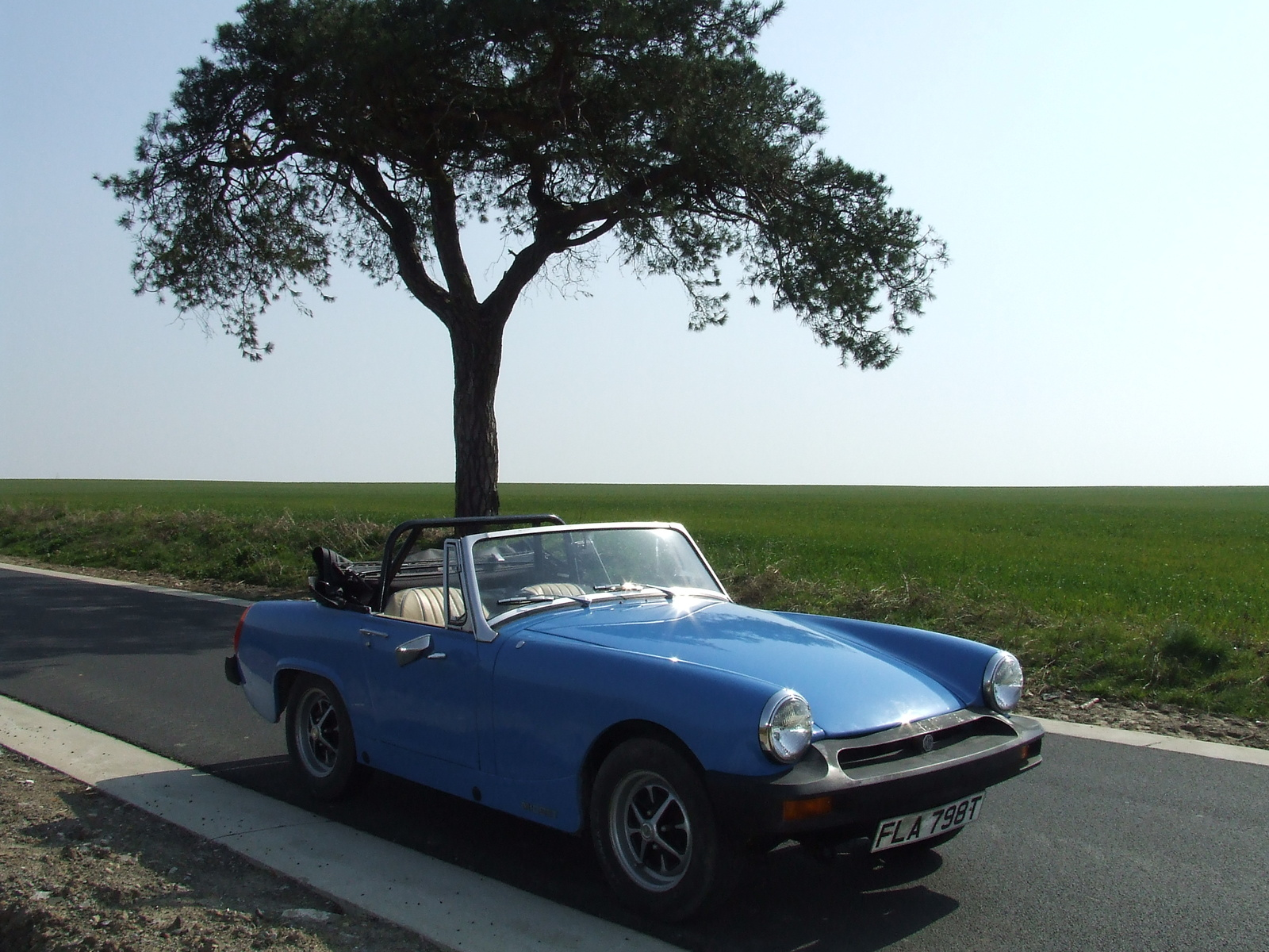 1979 mg midget review