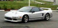 1993 Acura NSX Overview