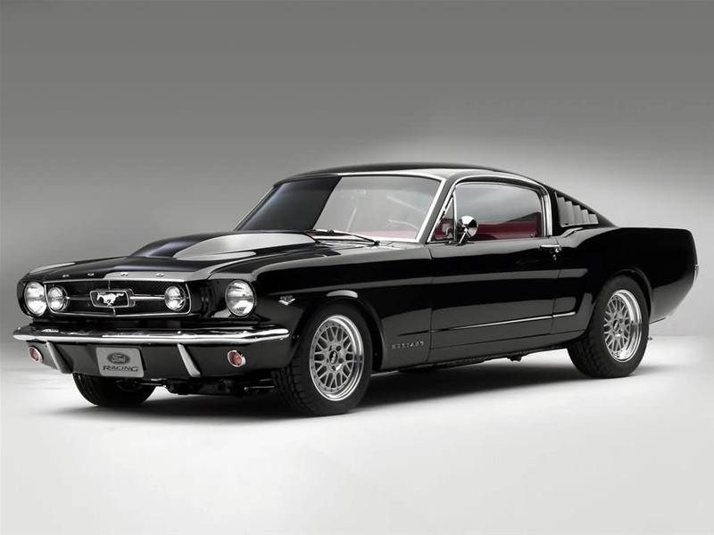 1965 mustang fastback. 1965 Ford Mustang Standard