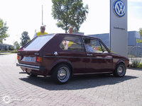 1975 Volkswagen Golf Overview