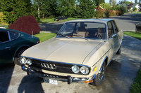 1970 Audi 100 Overview