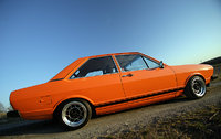 1972 Audi 80 Overview