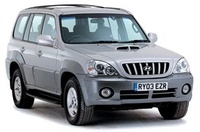 2007 Hyundai Terracan Overview