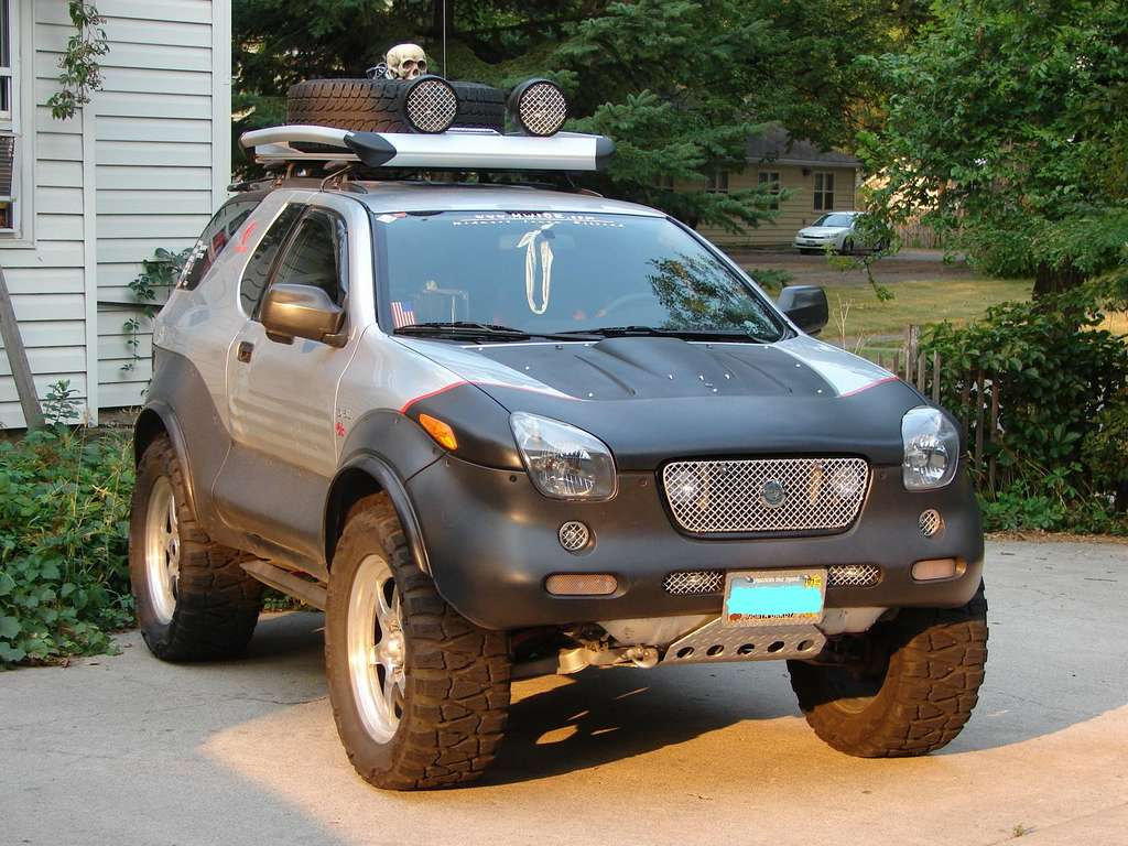 Opinions Please Isuzu Vehicross Naxja Forums North