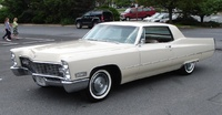 Picture of 1967 Cadillac DeVille, exterior