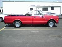 1969 Chevrolet C10, My 1969 Chevrolet C/10, exterior