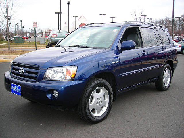 Picture of 2004 Toyota Highlander Limited V6, exterior, gallery_worthy