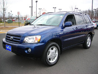 2004 Toyota Highlander Picture Gallery