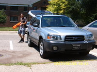 Picture of 2003 Subaru Forester, exterior